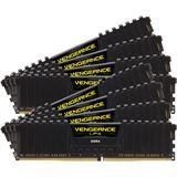 128GB Corsair Vengeance LPX schwarz DDR4-2400 DIMM CL14 Octa Kit
