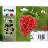 Epson Tinte Multipack 29XL C13T29964010 schwarz, cyan, magenta, gelb