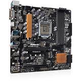 ASRock B150M Pro4S Intel B150 So.1151 Dual Channel DDR mATX Retail