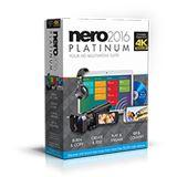 Nero Nero 2016 Platinum 32 Bit Multilingual Brennprogramm Vollversion PC (CD)