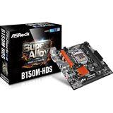 ASRock B150M-HDS Intel B150 So.1151 Dual Channel DDR4 mATX Retail