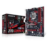 Gigabyte GA-Z170-Gaming K3-EU Intel Z170 So.1151 Dual Channel DDR4 ATX Retail