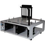 Dimas Tech Table Mini Test Bench ohne Netzteil weiss
