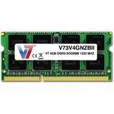 4GB V7 V73V4GNZBII DDR3-1333 SO-DIMM CL9 Single