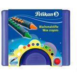 Pelikan Wachsmalstifte wasservermalbar 665/8D Schiebehülse 8