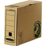 Fellowes BANKERS BOX EARTH Archiv-Schachtel, braun, (B)100mm