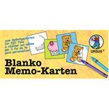 URSUS Blanko-Memory-Karten, zum Selbstgestalten
