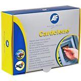 (€1,04*/1L) AF International Cardclene Chip-und Pin- Terminals / Geldautomaten / POS Terminals / Zahlungsgeräte Reinigungskarten 20 Stück Karton (CCE020C)