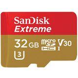32 GB SanDisk Extreme microSDHC Class 10 U3 Retail