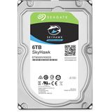 """6000GB Seagate SkyHawk ST6000VX0023 256MB 3.5"""" (8.9cm) SATA 6Gb/s"""