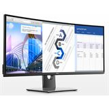 "34"" (86,36cm) Dell UltraSharp U3417W schwarz 3440x1440 1xDisplayPort / 2xHDMI 2.0 / Mini Display Port"