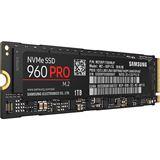 1000GB Samsung 960 Pro M.2 2280 NVMe PCIe 3.0 x4 32Gb/s 3D-NAND MLC Toggle (MZ-V6P1T0BW)