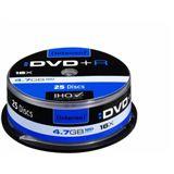 Intenso DVD+R 4.7 GB 25er Spindel (4111154)