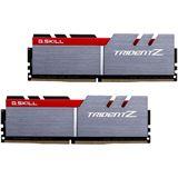 16GB G.Skill Trident Z silber/rot DDR4-4266 DIMM CL19 Dual Kit