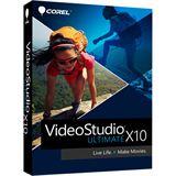 Corel Video Studio X10 Ultimate 32 Bit Multilingual Videosoftware Vollversion 1 User PC (DVD)