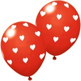 "Susy Card Luftballons ""Sweetheart"", rot"