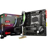 MSI X299M GAMING PRO CARBON AC Intel X299 So.2066 Quad Channel DDR4 mATX Retail