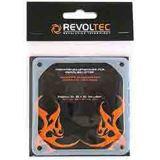Revoltec Vibrationsaufnehmer Lüfter 80X80 mm