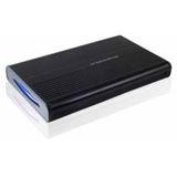 """Fantec DB-228U2-1 2.5"""" (6,35cm) USB 2.0 schwarz"""