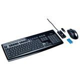 Fujitsu KEYBOARD WIRELESS LX850 USB