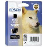 Epson Tinte C13T09684010 schwarz matt