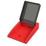 "3.5"" (8,89cm) Sharkoon Quickdeck SATA USB 2.0 Schwarz/Rot"