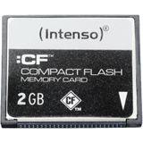2GB Intenso Compact Flash Card