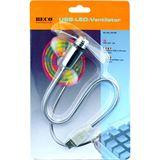 Beco USB-LED-Ventilator 5 LEDs Blister