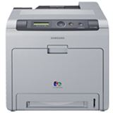Samsung CLP-670ND Laser Farb Drucker 2400x600dpi LAN/USB2.0