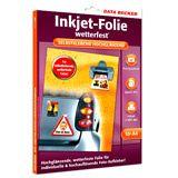 Data Becker Inkjet-Folie Wetterfest Hochglanz