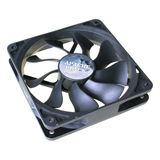 Akasa Apache case fan black 120x120x25mm 600-1300 U/min 16 dB(A) schwarz
