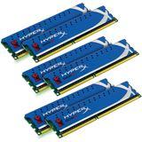 24GB Kingston HyperX DDR3-1600 DIMM CL9 Hex Kit
