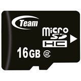 16 GB TeamGroup Standard SDHC Class 2 Retail inkl. Adapter