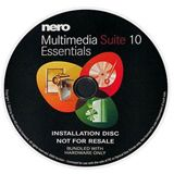 Nero Nero 10 Essentials 32 Bit Multilingual Brennprogramm OEM PC (DVD)