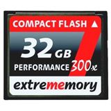 32 GB Extrememory Performance Compact Flash TypI 120x Bulk inkl. Adapter