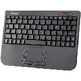 Perixx Tastatur, PERIBOARD-510 US, USB, Super Mini Touchpad Keyboard
