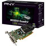 512MB PNY Quadro 400 Aktiv PCIe 2.0 x16 (Retail)