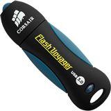 64 GB Corsair Voyager schwarz/blau USB 3.0