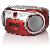 Blaupunkt Radio B10RD Boombox Radio-CD/MP3 / Rot