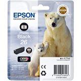 Epson Tinte C13T26114010 schwarz