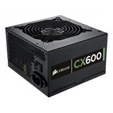 600 Watt Corsair CX Series CX600 Non-Modular 80+ Bronze
