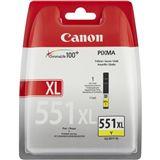 Canon Tinte CLI-551Y XL 6446B004 gelb