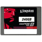 "240GB Kingston SSDNow V300 2.5"" (6.4cm) SATA 6Gb/s MLC asynchron (SV300S37A/240G)"