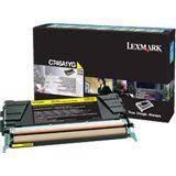 Lexmark PB Toner yellow C746,C748