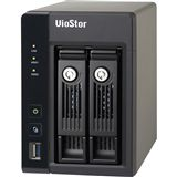 QNAP VioStor VS-2104 Pro+ Netzwerk--Videorekorder Desktop 4x Kamera, 2x HDD, 1x HDMI Out