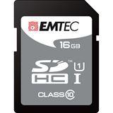 16 GB EMTEC Jumbo Extra SDHC Class 10 Retail