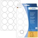 Herma 2277 rund Verschlussetiketten 3.2x3.2 cm (20 Blatt (240 Etiketten))