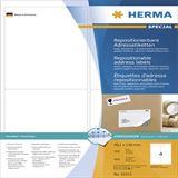 Herma 10313 Adressetiketten 9.91x13.9 cm (100 Blatt (400 Etiketten))