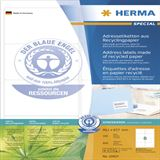 Herma 10827 Adressetiketten 9.91x6.67 cm (100 Blatt (800 Etiketten))
