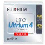 Fujifilm 1,6 TB LTO-4 Ultrium-WORM 1er NANOCUBIC-Dünnfilmbeschichtung (48361)
